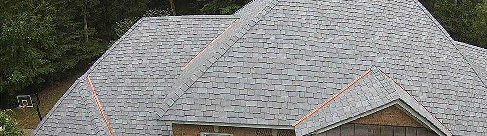 Slate & Synthetic Slate Roofs